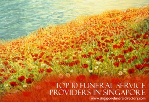 Top 10 Funeral Service Providers in Singapore